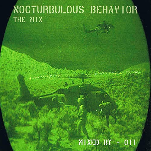 Nocturbulous Behavior - The Mix (mixed by UR-011)