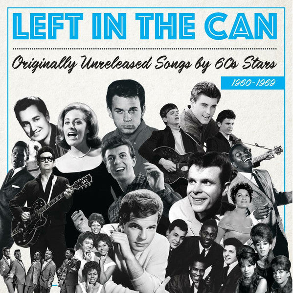 Left In The Can: Originally Unreleased Songs by 60s Stars 19
