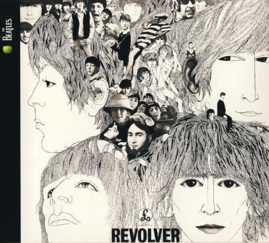Revolver - Remastered Editions (Limited Digipak)