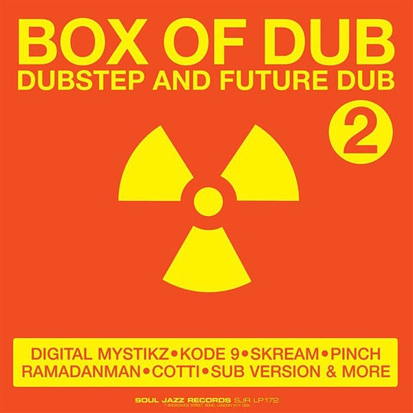 Box Of Dub 2 - Dubstep And Future Dub
