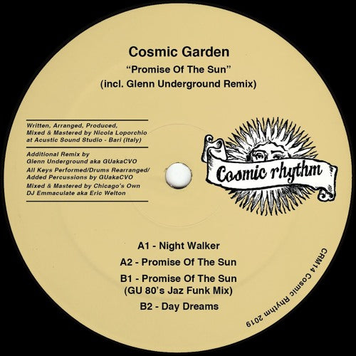 Promise of the Sun (incl. Glenn Underground Remix)