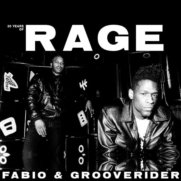 30 Years Of Rage: Fabio & Grooverider