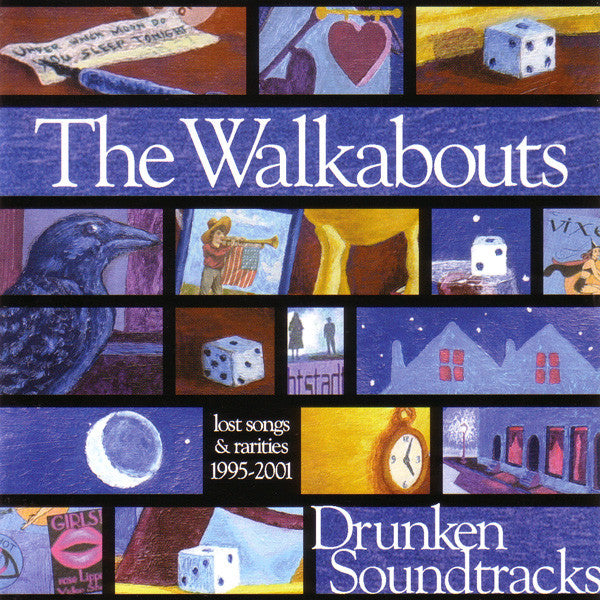 Drunken Soundtracks (Lost Songs & Rarities 1995-2001)