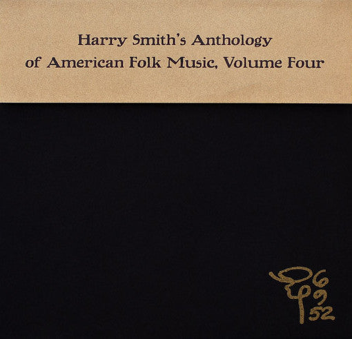 Harry Smith´s Anthology Of American Folk Music, Volume Four
