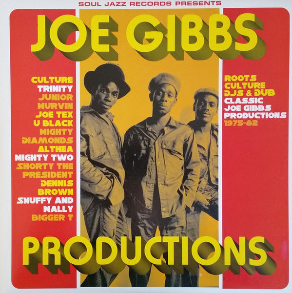 Joe Gibbs Productions