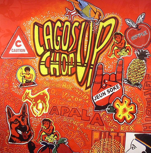 Lagos Chop: Up
