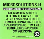 Microsolutions #1: Microsolutions To Megaproblems