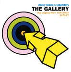 Nicky Siano's Legendary The Gallery (The Original New York Disco 1973-77)