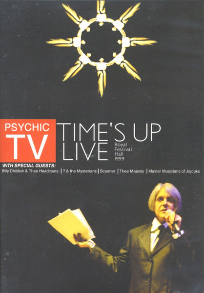 Time´s Up Live