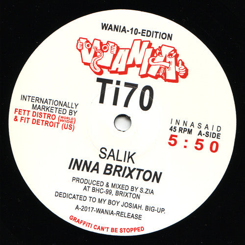 Inna Brixton / Acid Site Mix