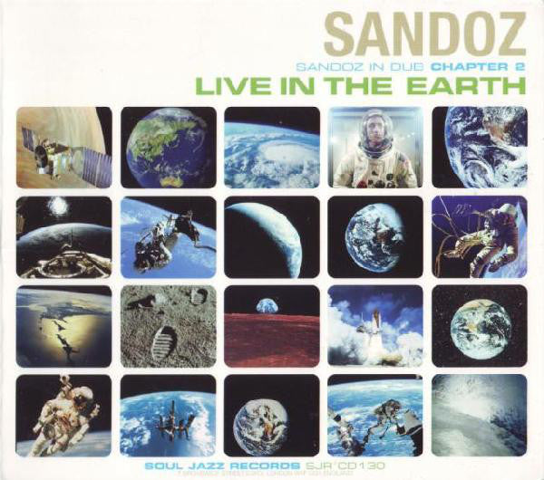 Sandoz In Dub Chapter 2: Live In The Earth