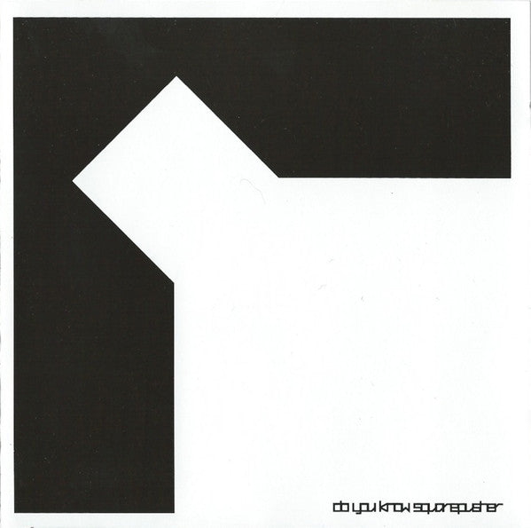Do You Know Squarepusher + Alive In Japan