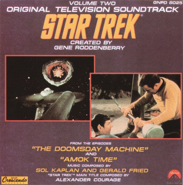 Star Trek: The Doomsday Machine / Amok Time