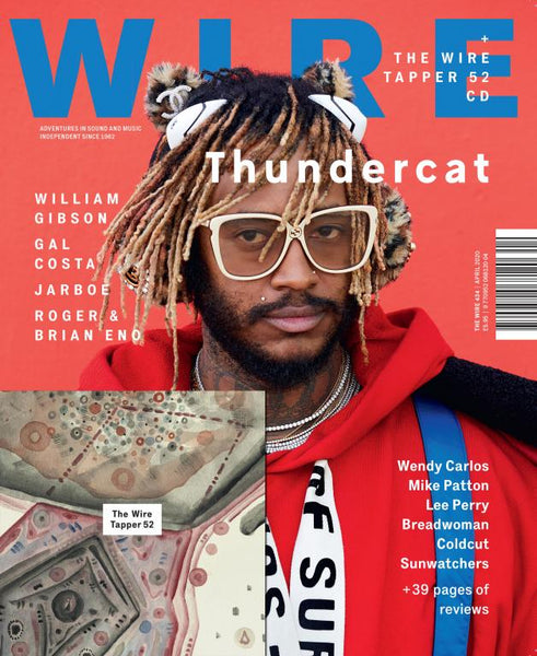 The Wire Issue 434 - April 2020 + Tapper 52