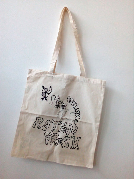Tote Bag Rotten\\Fresh