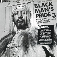 Black Man´s Pride 3