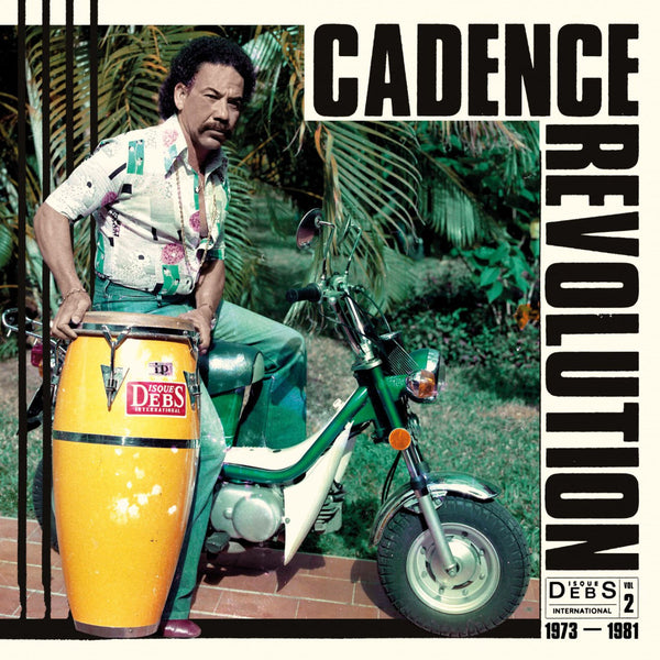 Cadence Revolution: Disques Debs International Vol. 2
