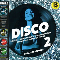 Disco 2 - A Further Fine Selection of Independent Disco, Modern Soul and Boogie 1976-80 2 [2LP]
