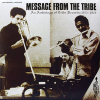 Message From The Tribe - An Anthology of Tribe Records: 1972-1976 [CD+LIVRO]