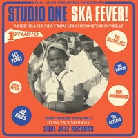 Studio One Ska Fever! - More Ska Sounds From Sir Coxsones Downbeat