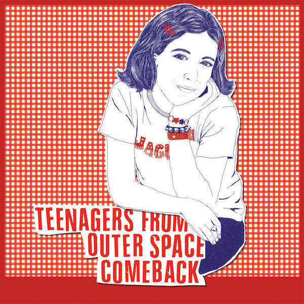 Teenagers From Outer Space Comeback (Preorder)