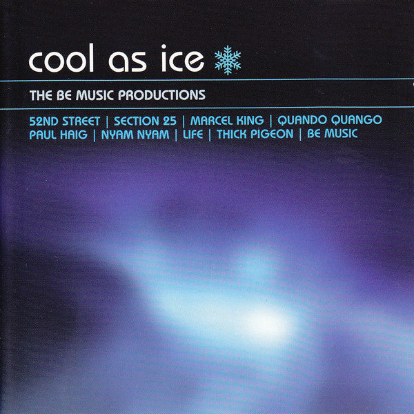 Cool As Ice - The Be Music Productions