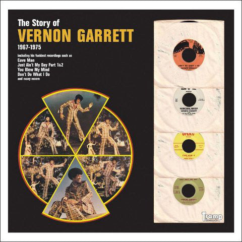 The Story Of Vernon Garrett