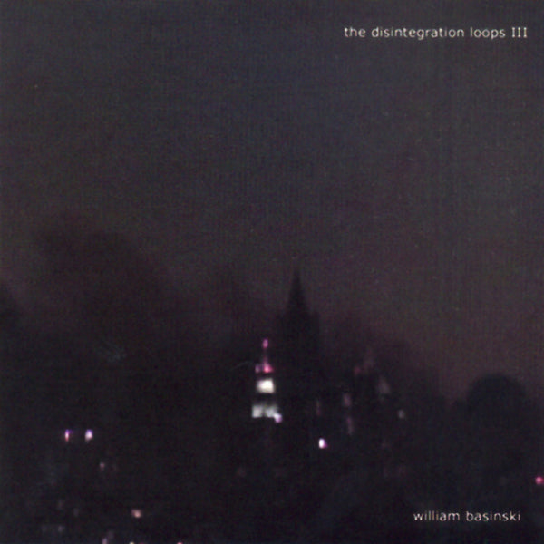 The Disintegration Loops III