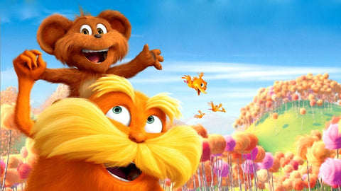 the Lorax, i speak for the trees, deforestation, ecofriendly furniture,
