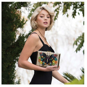 BUTTERFLY FANTASY | 3D Crossbody