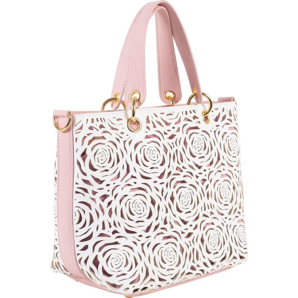 B U C O | Flower Bomb Shoulder/Crossbody Blush