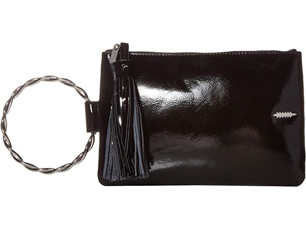 THACKER | Nolita SHiny Black Nickle