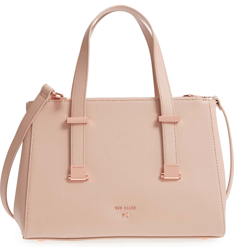 AUDREYY | Pink in Mink Shopper