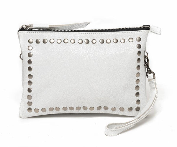 LAGGO | City Pouch White Crinkled