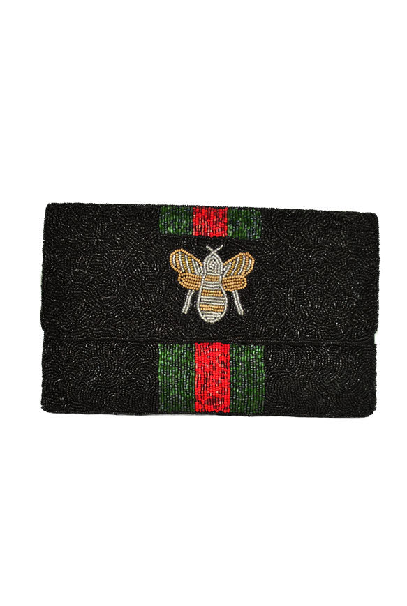 Bee Clutch | Black