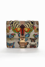 BUTTERFLY | Embellished Push Lock