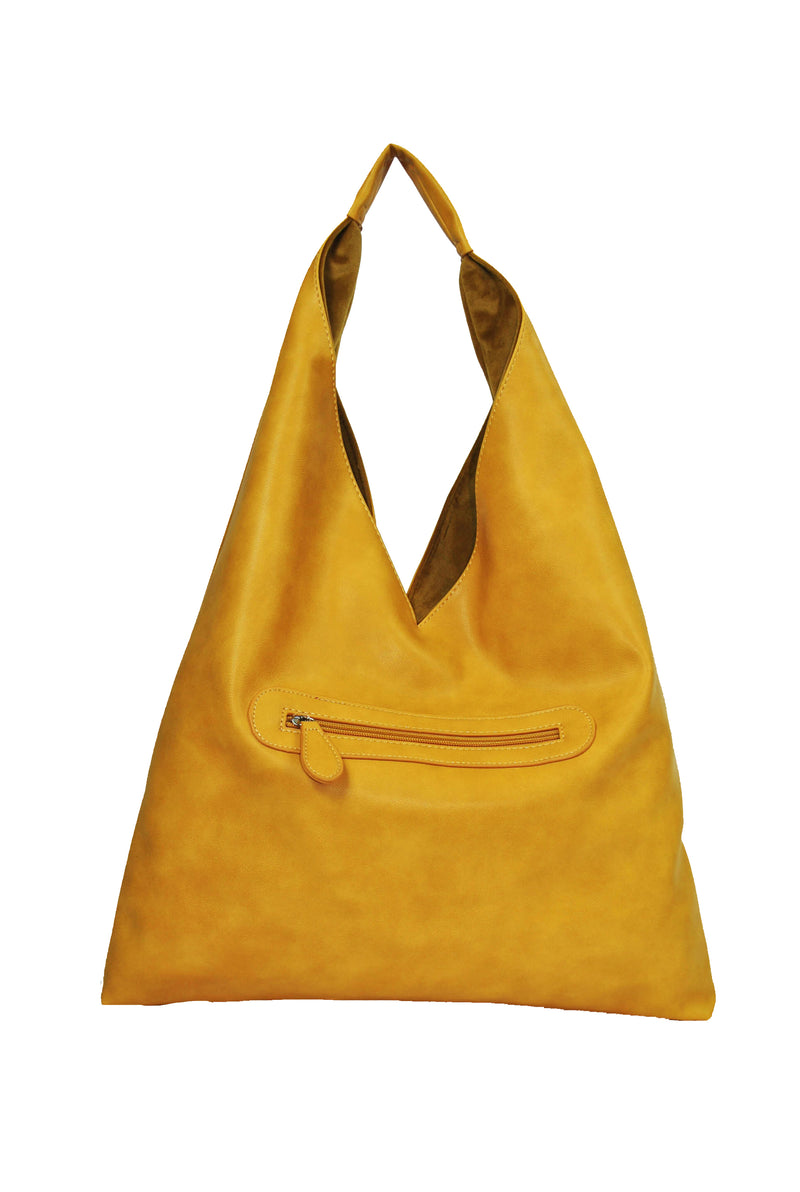 INZI | Shoulder Bag Mustard