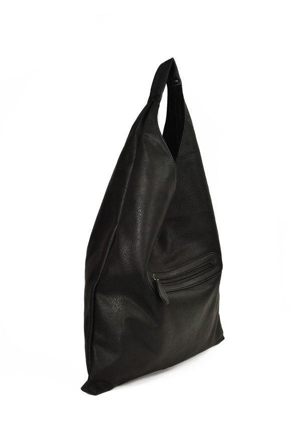 INZI | Shoulder Bag Black