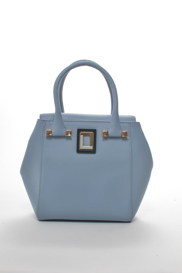 LUANA ITALY | Diamond Mini Tote Pebble