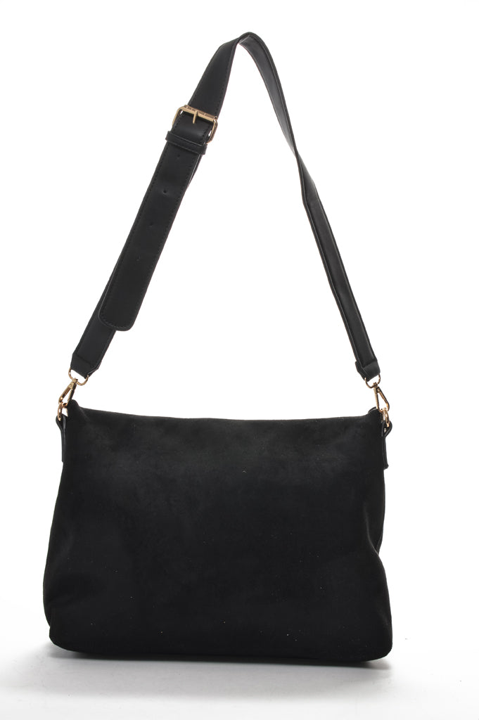 INZI | Pierce Vegan Suede Bag