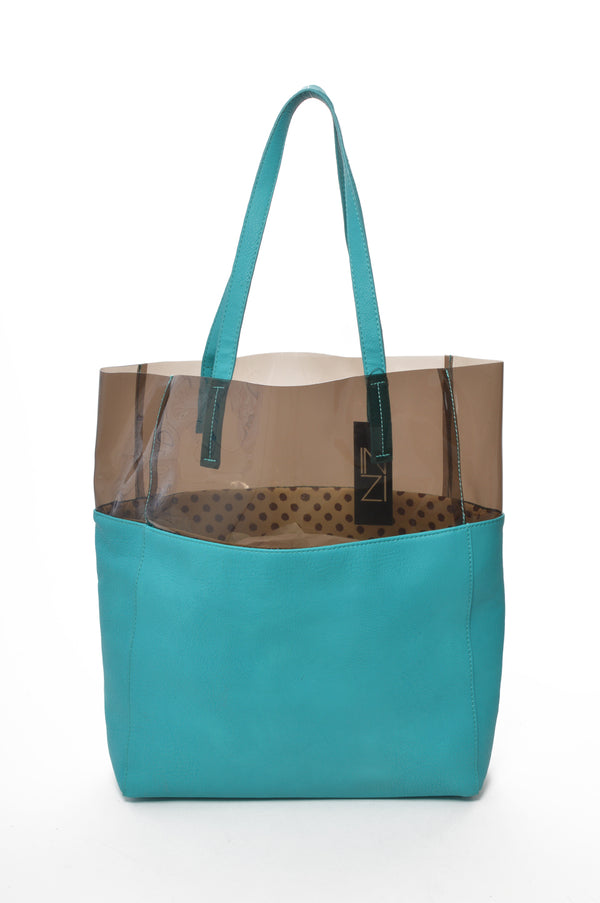 Two Tone Vinyl |Teal