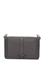 Chevron | Quilted Slim Love Crossbody