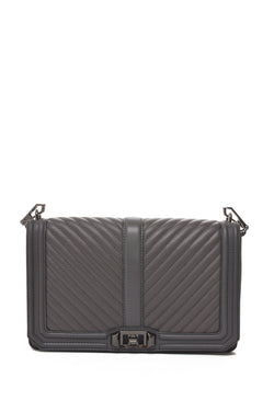 Rebecca Minkoff | Chevron Love Crossbody