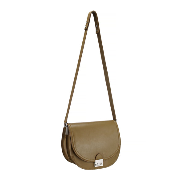 Loeffler Randall | Large Saddle Olive