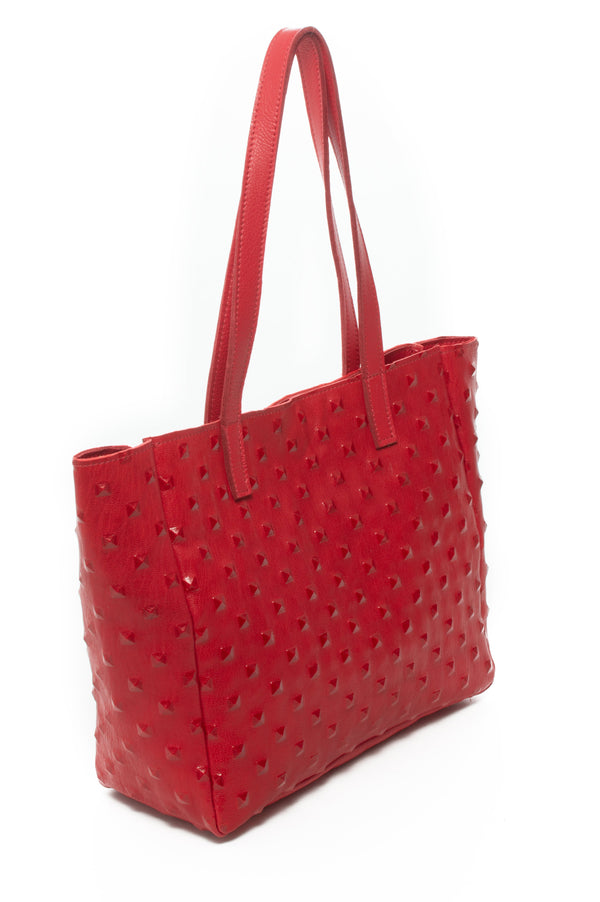Carla Mancini | LINA Red Studded