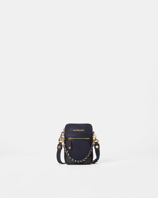 MZ Wallace | Micro Crosby Black