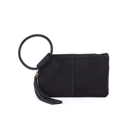 HOBO | Sable Wristlet Black