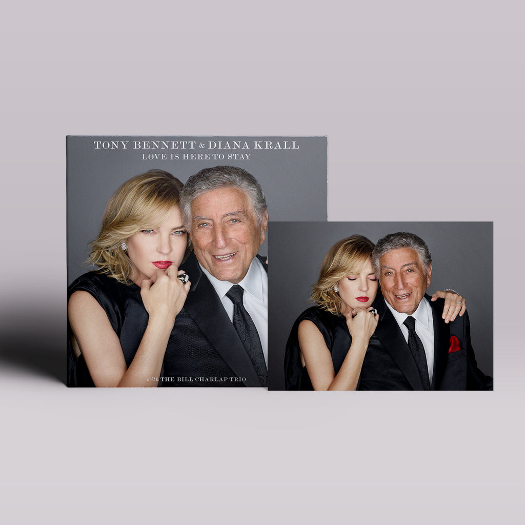 Love Is Here To Stay Tony Bennett Diana Krall: My Collections: Tony Bennett & Diana Krall