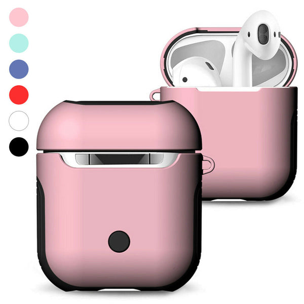 AirPods Case Protective Rubber Cover AirPod Earphone Charging Case - InfinityAccessories017