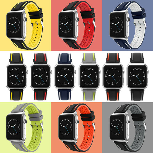 Sport Watch Band Strap for iWatch Apple Watch Series 5/4/3/2/1 - InfinityAccessories017